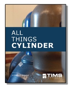 TIMS Industrial Welding Gas Cylinder Tracking Software